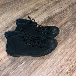 Unisex Converse High Top Sneaker Shoes Size 9
